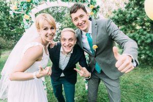 Свадьбы в европейском стиле