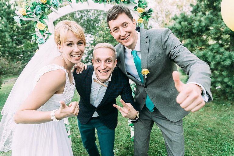 Свадьбы по-европейски