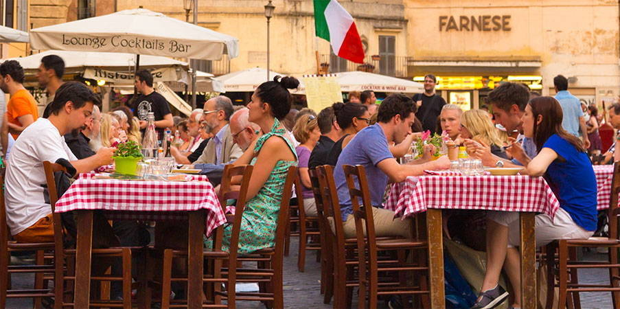 Gastronomic Tour around Italy 9 октября