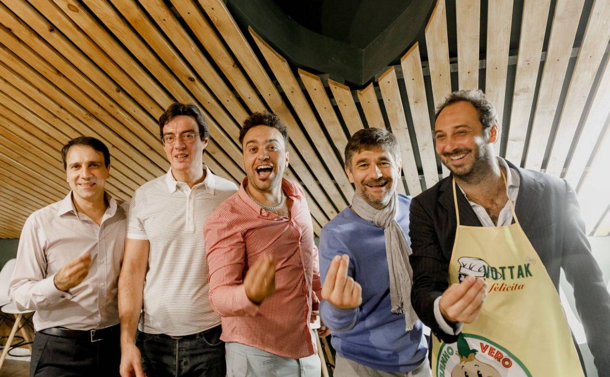 Фото отчет о кулинарном мастер классе «Dolce Italia» 24 сентября